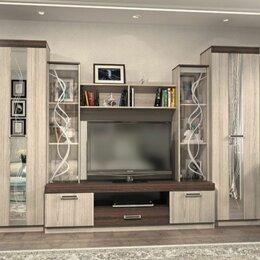 Шкафы, стенки, гарнитуры - Гостиная атлантида 2б, 0