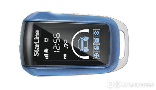 Брелок StarLine A95 по цене 3390₽ - Система безопасности , фото 0