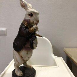 """Статуэтки и фигурки - Статуэтка Кролик из """"Алиса в стране чудес"""" , 0"""