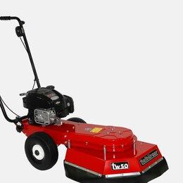 Газонокосилки - Машина для чистки плитки и брусчатки Tielbuerger TW50 Honda, 0