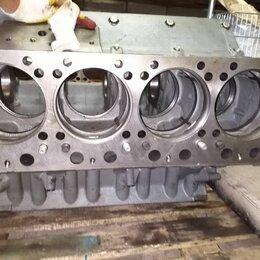 Двигатель и комплектующие - Блок цилиндров 740.21-1002012-20, 0