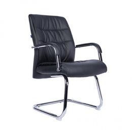 Компьютерные кресла - Кресло Everprof Bond CF Экокожа Черный, 0