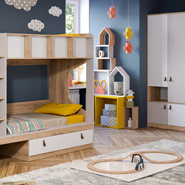 Кроватки - Набор детской мебели «Марвин» №2, 0