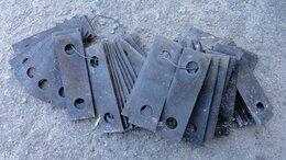 Дизайн, изготовление и реставрация товаров - Ножи грейдера перфорированные, 0
