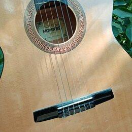 Акустические и классические гитары - Гитара акустическая в хорошем состоянии , 0