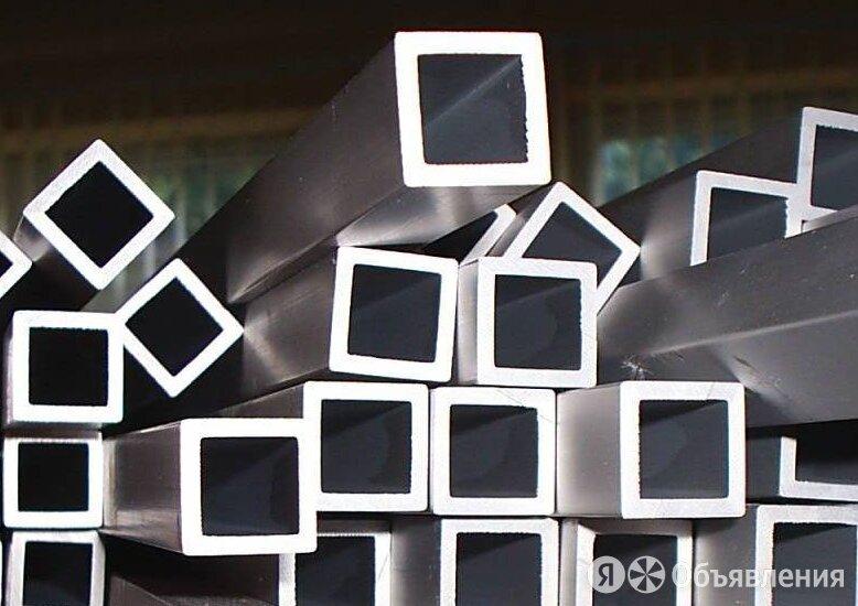 Труба алюминиевая квадратная 20х20х1,5 АД31Т1 по цене 235₽ - Металлопрокат, фото 0