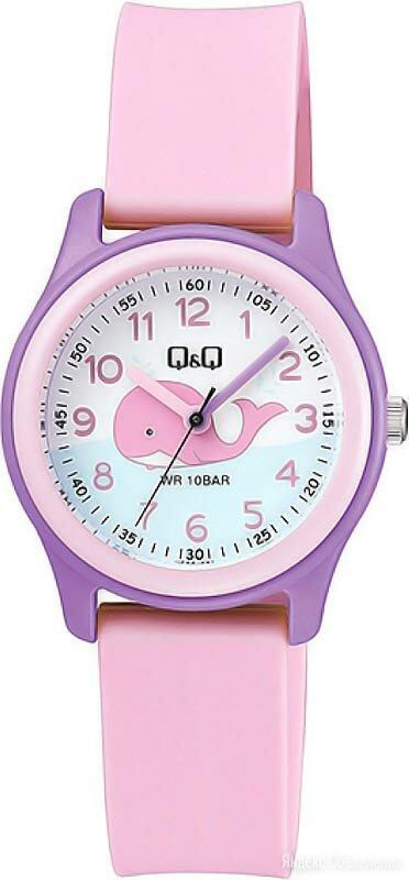 Наручные часы Q&Q VS59J001Y по цене 1470₽ - Умные часы и браслеты, фото 0