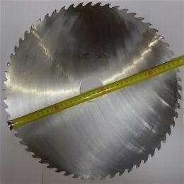 Дисковые пилы - Пила круглая плоская для распилки древесины , 0