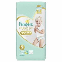 Подгузники - PAMPERS Premium Care Подгузники-трусики 5 12-17 кг, 0