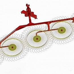 Спецтехника и навесное оборудование - Грабли ворошилки 5 колес  Харвест  Harvest, 0