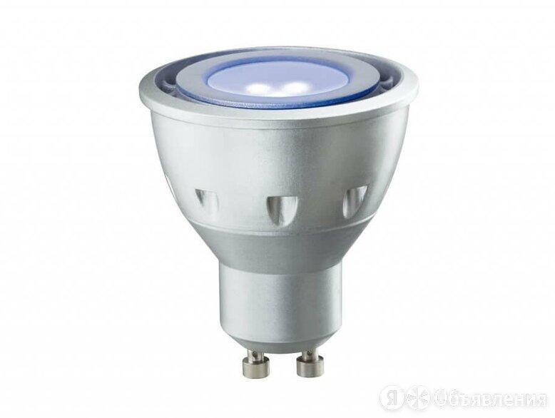 Лампа светодиодная Paulmann GU10 4,5W затемненный свет 28216 по цене 4140₽ - Интерьерная подсветка, фото 0