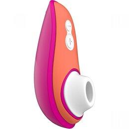 Полоскание и уход за полостью рта - Ярко-розовый бесконтактный клиторальный стимулятор Womanizer Liberty Ярко-роз..., 0