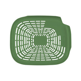 Миски и дуршлаги - Дуршлаг Tovolo 31х39 см, пластик, зеленый, 0