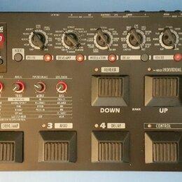 Процессоры и педали эффектов - Гитарный процессор  АX3000G, 0