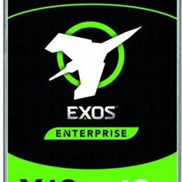 Внутренние жесткие диски - Seagate exos x18 st18000nm000j 18tb, 0
