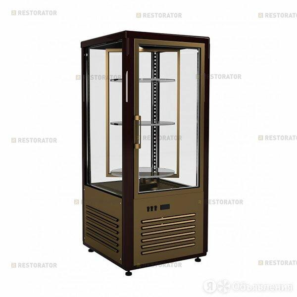 Carboma Витрина кондитерская Carboma R120Cвр по цене 54480₽ - Холодильные витрины, фото 0