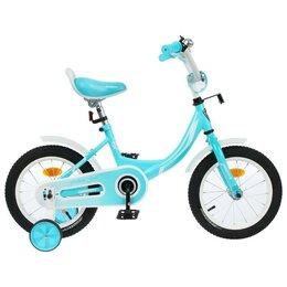 """Велосипеды - Велосипед 14"""" Graffiti Fashion Girl, цвет бирюзовый 4510678, 0"""