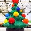 Новогодние надувные фигуры елка по цене 21000₽ - Рекламные конструкции и материалы, фото 1