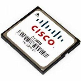 Прочее сетевое оборудование - Cisco MEM-CF-512MB, 0