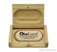 Память USB 2.0 Flash, 32GB, BiNFUL, дерево, wood №2 с боксом, bamboo по цене 590₽ - Аксессуары и запчасти для ноутбуков, фото 0