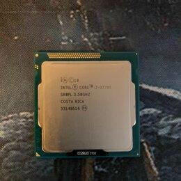 Процессоры (CPU) - Процессор intel core i7 3770k socket1155, 0