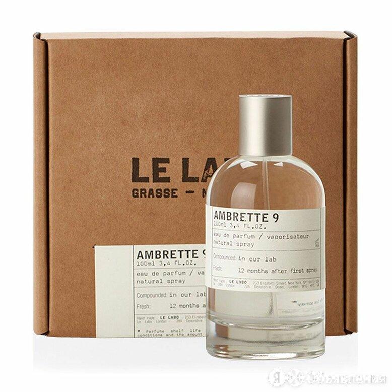 AMBRETTE 9 LE LABO 100 ML по цене 5990₽ - Парфюмерия, фото 0