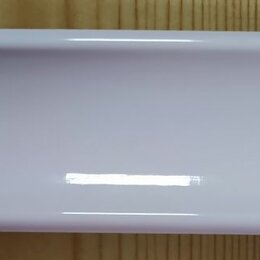 Металлопрокат - Уголок «евро» 25х200мм прямой белый, 0