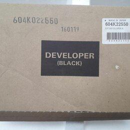 Запчасти для принтеров и МФУ - Девелопер черный Xerox 604K22550, 0