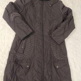 Пальто - Пальто демисезонные новое р.48-50, 0
