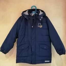 Куртки и пуховики - Куртка дем., размер 128, 0