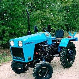Мини-тракторы - Минитрактор Уралец 220, 0