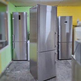 Холодильники - Холодильник бу Liebherr Comfort Frost металлик, 0