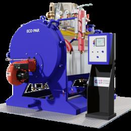Парогенераторы - Промышленный дизельный парогенератор  ECO-PAR-600, 0