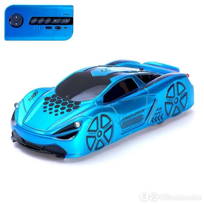 Антигравитационная машинка Racer, радиоуправление, аккумулятор, ездит по стен... по цене 2380₽ - Спецтехника и навесное оборудование, фото 0