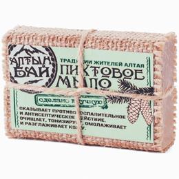 Средства для интимной гигиены - Мыло Алтын Пихтовое 80 гр, 0