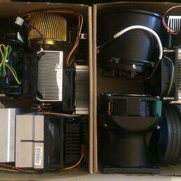 Кулеры и системы охлаждения - Кулеры ЦП и вентиляторы 12В, 0