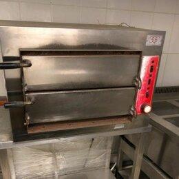 Жарочные и пекарские шкафы - Печь для пиццы GGF (Италия), 0