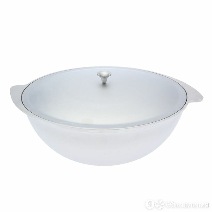 Казан для плова 12 л по цене 3394₽ - Туристическая посуда, фото 0