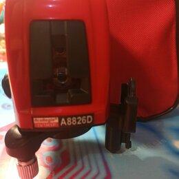 Измерительные инструменты и приборы - Лазерный уровень acuangle a8826d, 0