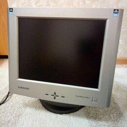 Мониторы - Монитор samsung syncmaster 520tft, 0