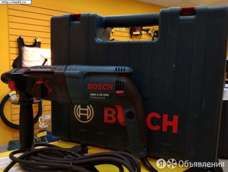 Перфоратор BOSCH GBH 2-26 DRE Professional по цене 8490₽ - Перфораторы, фото 0