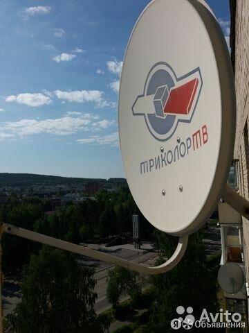 Антенна Триколор по цене 600₽ - Спутниковое телевидение, фото 0