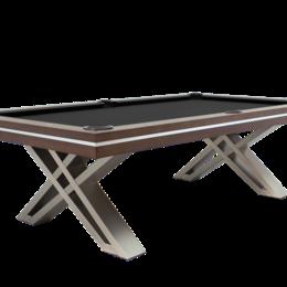 Столы - Бильярдный стол для пула RASSON Pierce 8ft с плито, 0