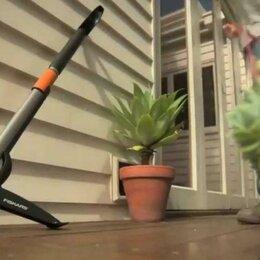 Тяпки и мотыги - Автоматическое средство борьбы с сорняками Fiskars 139940 облегченный, 0