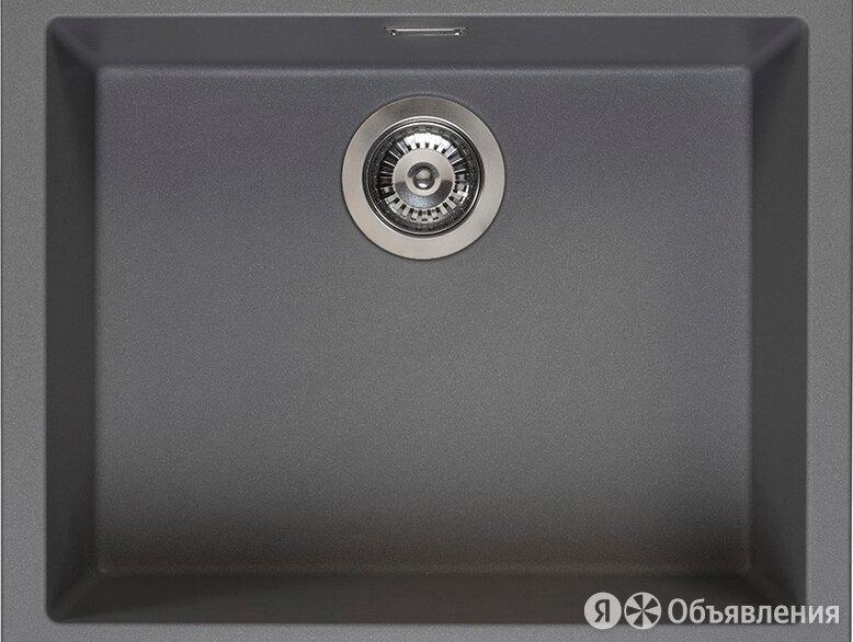 "Мойка кухонная Reginox Amsterdam 50 3,5"" grey silvery по цене 28400₽ - Кухонные мойки, фото 0"