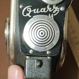 Техника - кинокамера Quarz , коллекционная, 20 век, 0