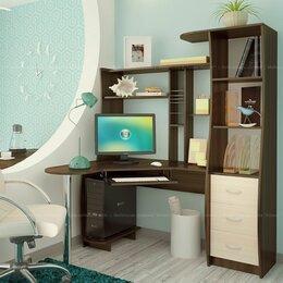 Компьютерные и письменные столы - Стол компьютерный Интел-9, 0
