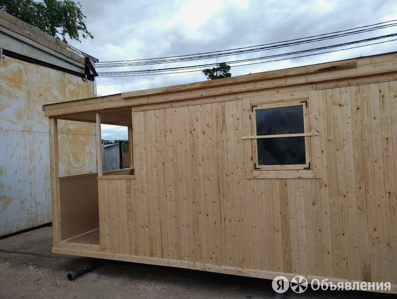 Бытовка деревянная по цене 62900₽ - Готовые строения, фото 0