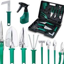 Мини-инструменты - Набор садового инструмента garden tools 10 в 1, 0