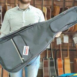Аксессуары и комплектующие для гитар - Чехол для классической гитары плотный MLCG-32, 0